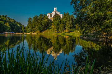 Trakoscan Castle and Varazdin Private Tour