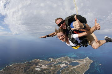 Rottnest Island Tandem Skydive