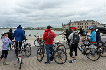 Tallinn Bike Tour from Cruise Port