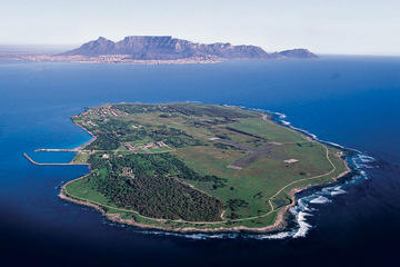 Robben Island and Cape Town City...