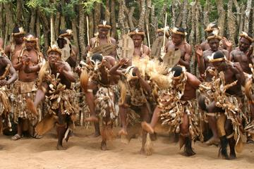 Shakaland Zulu Experience Full-Day Tour from Durban