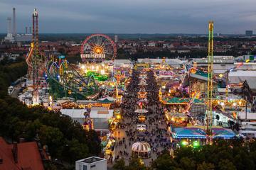 Recorrido por Múnich y el Oktoberfest...