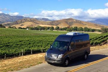 Santa Barbara Wine Tour with Picnic...