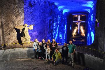 Private Salt Cathedral of Zipaquira Tour from Bogota with Lunch