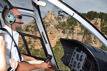 25-minütiger Grand Canyon Dancer-Hubschrauberrundflug ab Tusayan...