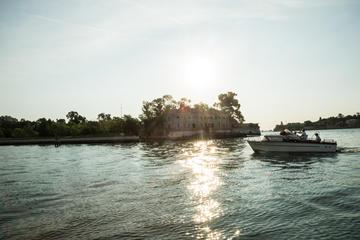 Fortificazioni storiche nella laguna di Venezia
