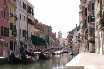 Venice viewed from the water