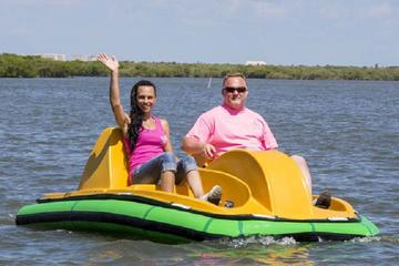 1-Hour Electric Assisted Pedal Boat Rental in Daytona Beach