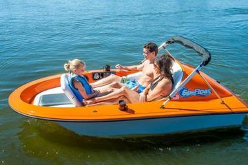 1-Hour Vortex Go-Float Boat Rental in Daytona Beach