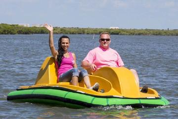 Electric Assisted Pedal Boat Rental...