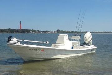 Full Day Inshore Fishing Charter in Daytona Beach