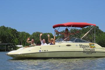 Funship Deck Boat Rental in Daytona...