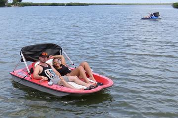 Fusion Go-Float Boat Rental in Daytona Beach