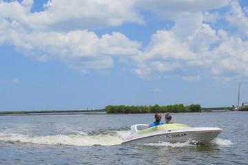Half-Hour Mouse Boat Rental in Daytona Beach