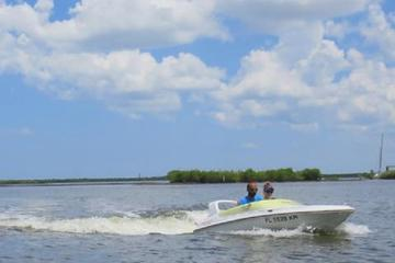 Mouse Boat Rental in Daytona Beach