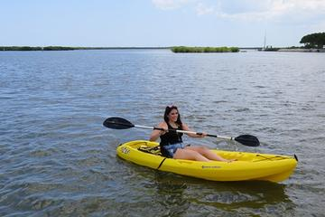 Day Trip Single Kayak Rental in Daytona Beach near Daytona Beach, Florida