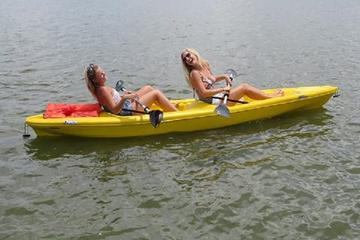 Day Trip Tandem Kayak Rental in Daytona Beach near Daytona Beach, Florida