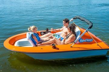 Vortex Go-Float Boat Rental in Daytona Beach