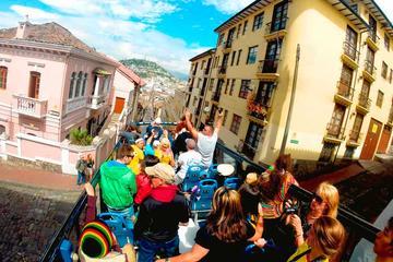 Excursión en autobús con paradas libres por la ciudad de Quito
