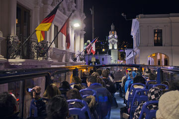 Recorrido nocturno por Quito