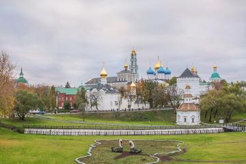 Day Trip to Troitse-Sergieva Lavra...