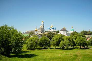 Sergijew Possad und Dreifaltigkeitskloster: Private Tour ab Moskau