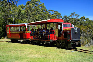 Private 7 Day Tour for Train Enthusiasts - Tasmania 8-11 Passengers