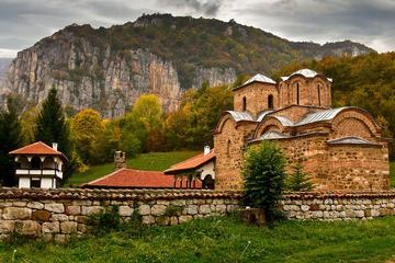 Bulgarie et Serbie en une journée au...