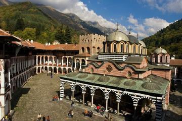 Mosteiro de Rila e Igreja Boyana com...