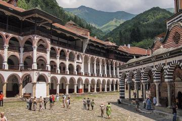 Rila Monastery Tour with Lunch