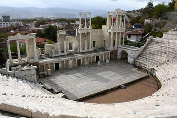 Tour di Plovdiv e del monastero di