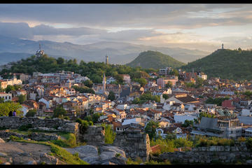 Tour of Plovdiv with Traditional...