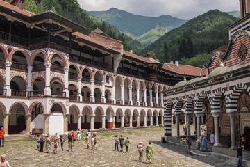Visita al monasterio de Rila con almuerzo