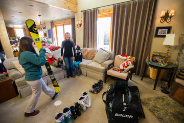 Day Trip Junior Ski Rental Package from Park City near Park City, Utah