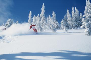Demo Ski Rental Package from Jackson...