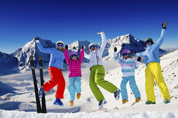 Teen Ski Rental Package from Jackson Hole