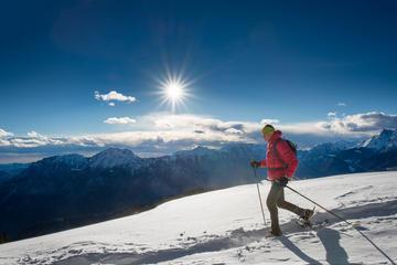 Backcountry Snowshoe Adventure Tour