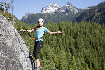 Squamish Via Ferrata Tour