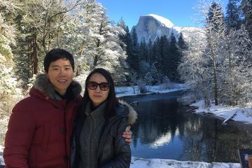 Excursión a Yosemite y Glacier Point...