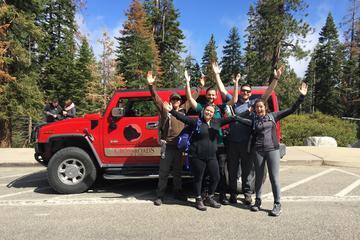 Book Hummer 4 X 4 Tour of Yosemite on Viator