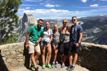 Yosemite and Glacier Point with Ahwahnee Lunch