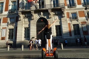 Visite guidée en Segway de la vieille ville de Madrid