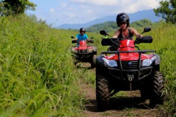 ATV Cave Excursion with a Small Group from San Juan
