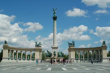 Budapest: Tour di 2 ore della città con prelievo dall'hotel