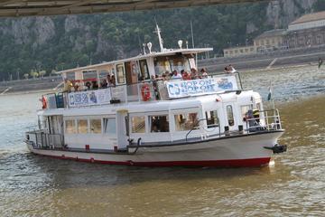Crociera turistica di un ora Hop-On-Hop-Off sul Danubio a Budapest