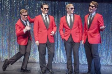 Starlite Theater Tribute Performance to Frankie Valli and The Four...
