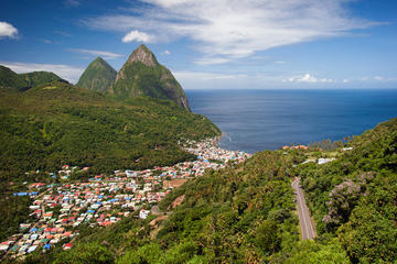 St Lucia Island Highlights Private...