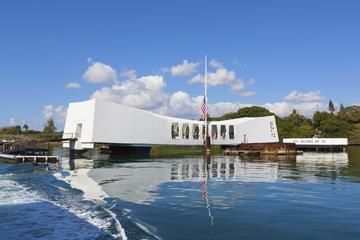 Visita narrada al USS Arizona Memorial