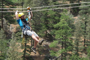 Broadmoor Soaring Adventure Zip-Line Tour