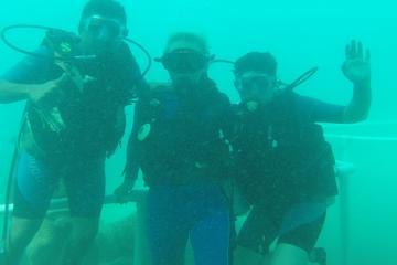 Ontdek scubaduiken op Sint Maarten
